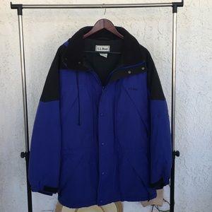 Men's L.L Bean Winter Jacket